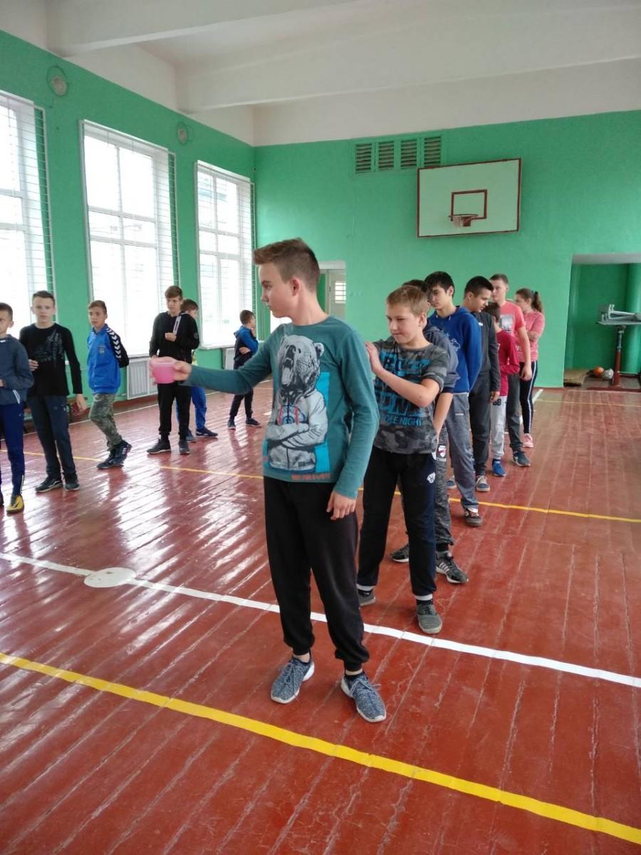 Козацькі ігрища та благодійна акція