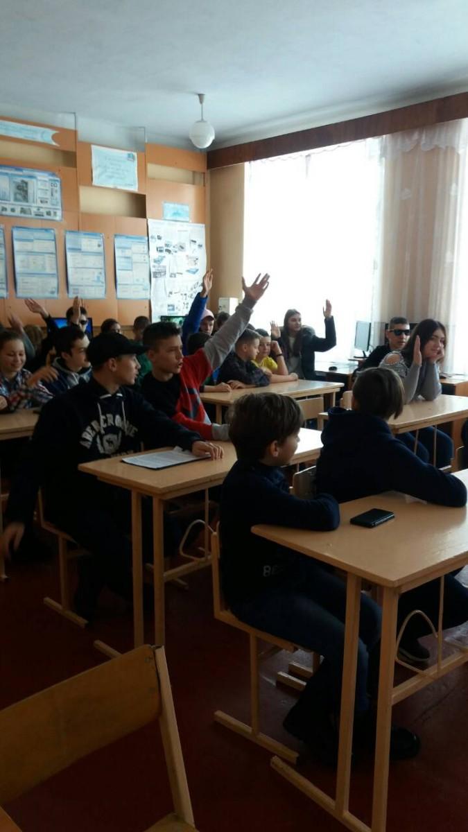 Засідання Шкільного Парламенту