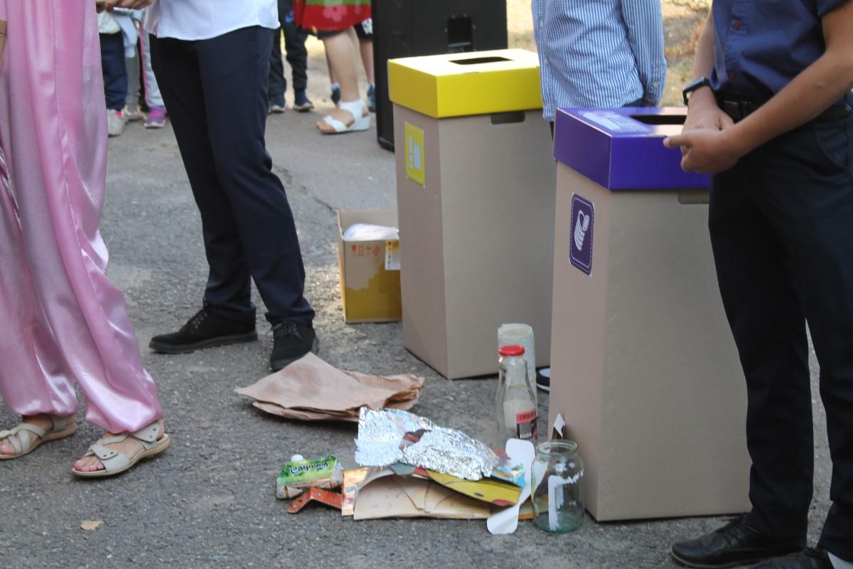 Сортуємо сміття