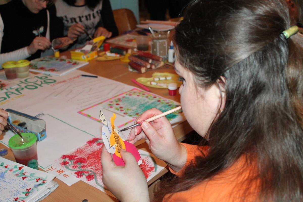Інтеграція різних видів мистецтва, як засіб формування креативного мислення учнів